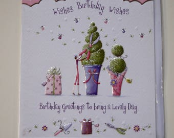 Wishes Birthday Wishes Card