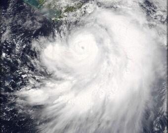 16x24 Poster; Hurricane Dennis