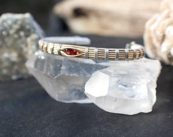 Garnet Bracelet