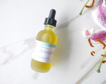 Tropical Body Oil - Organic Body Oil - Dry Body Oil - Body Moisturizer - Massage Oil - Vegan Moisturizer - Paleo - Gifts for her