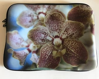 """13"""" Laptop Sleeve, Orchid"""