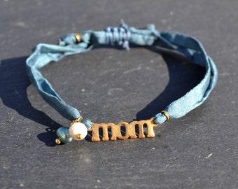 Mom Bracelet Silk