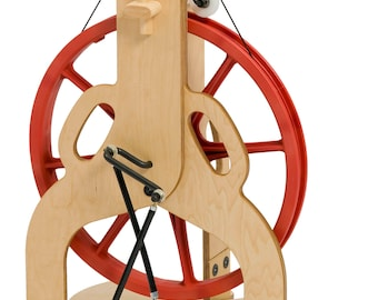 Schacht Ladybug Spinning Wheel - FREE Shipping