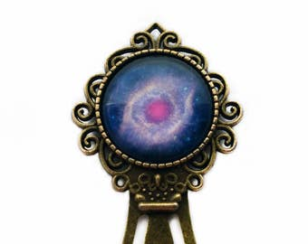 NASA Photograph Helix Nebula Bookmark
