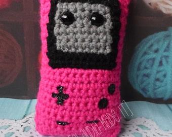 Crochet Gameboy Color, Amigurumi, Geeky, Gamer