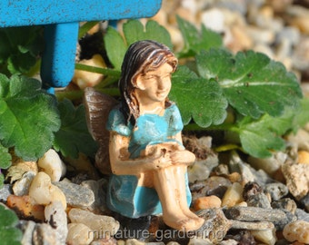 Fairy Itty Bitty Bailee for Miniature Garden, Fairy Garden