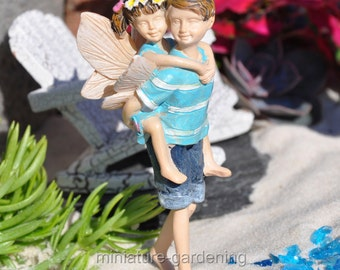 My Big Brother for Miniature Garden, Fairy Garden