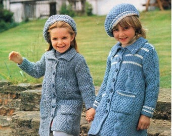 SIRDAR 4333 Knitting Pattern