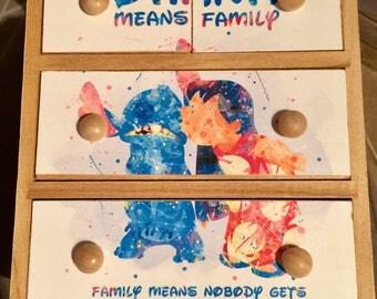 """Disney """"Lilo & Stitch"""" mini chest"""