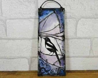 Magpie Hanging Tile