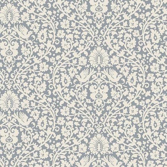 Tilda Fabric Addie Blue. Patchwork and Quilt Fabric. Designer ... : designer quilt fabric - Adamdwight.com