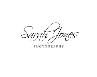 Pre-made Photography Logo No. 1 | Personalized Logo Design, Photography Logo, Business Logo, Branding