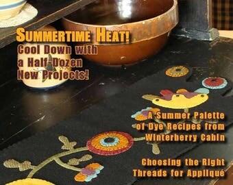 New Summer Issue! Wool Works Magazine!