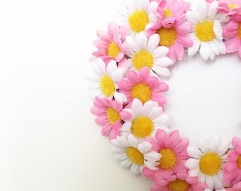 Flower Garden Picture Frame