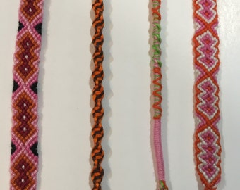 Friendship Bracelets #9