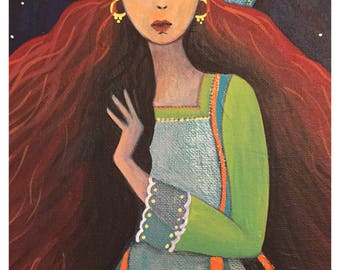 Danann, mother Goddess