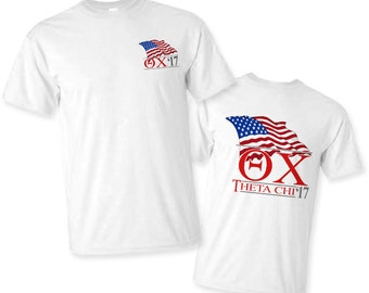 Theta Chi Patriot Limited Edition Tee