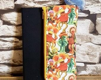 FRAGGLE ROCK - Fun Fraggle Rock over-notepad pencil case