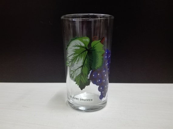 Fruit Glas, Blue grapes (multiple available)