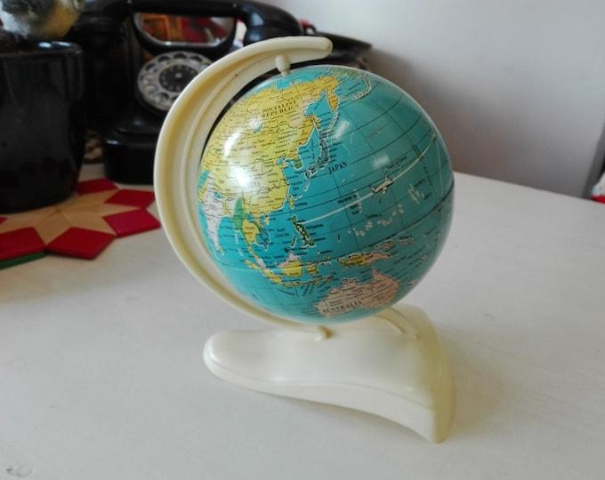 Ms seidel student globe, sixties