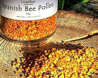 Premium Quality Bee Pollen - 2015 Harvest - Fresh From The Hive