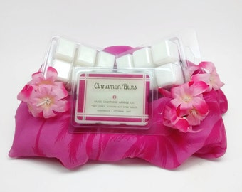 Scented Wax Melts, Cinnamon Buns, Wax Melts, Scented Tarts, Soy Wax Melts, Scented Soy Tarts, Cinnamon Melts, Cinnamon Tarts, Bakery Melts