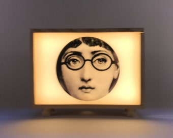 #Fornasetti light box