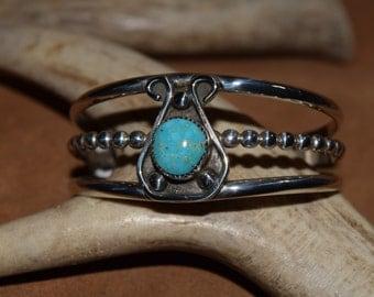 Navajo cuff bracelet