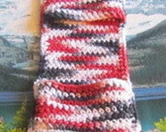 Hand crochet swiffer mop cover smcs008