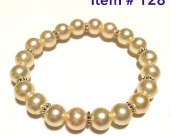 Item # 128 - Beaded Bracelet