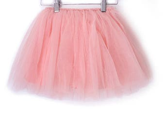 Tulle Tutu skirt - BABY Girl