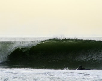 One More Wave - Rockaway Beach, NY surfing photo