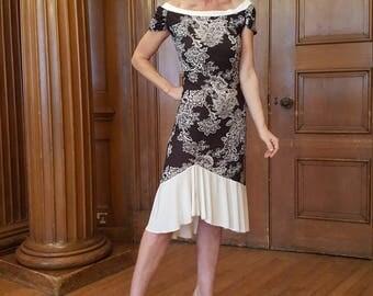 Tango Dress - Florinda Frill