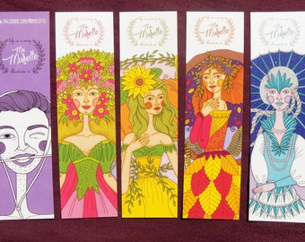 Seasons series bookmarks