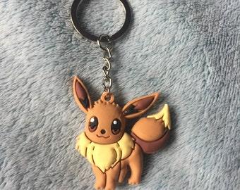 Pokemon Eevee Keyring