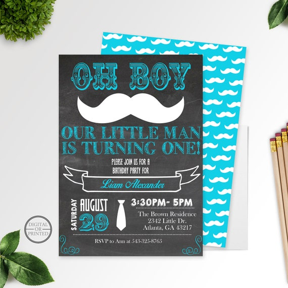 Little man birthday invitations mustache birthday invitations il570xn filmwisefo