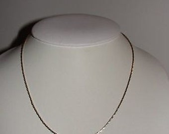 14 kt Gold Chain Necklace