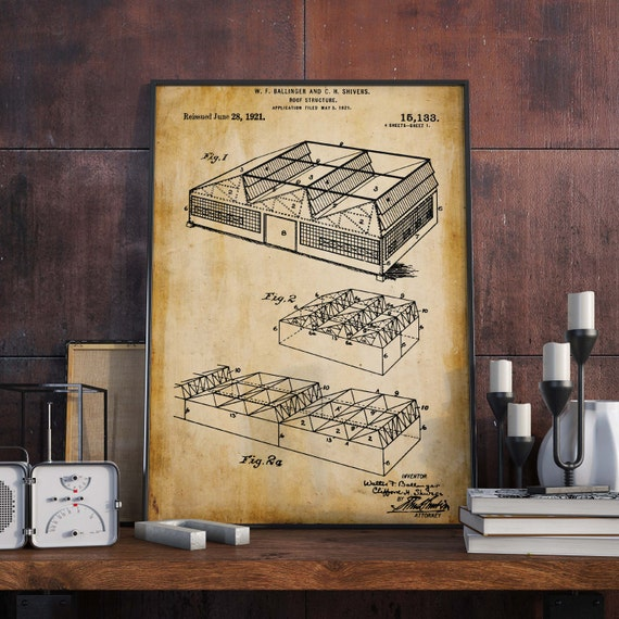 Roof Construction Architect Gift Architecture Gifts
