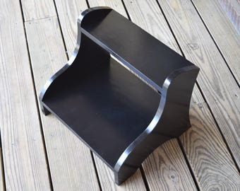 Chalk Painted Step Stool