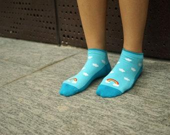 Freshly Pressed Socks - Ellie
