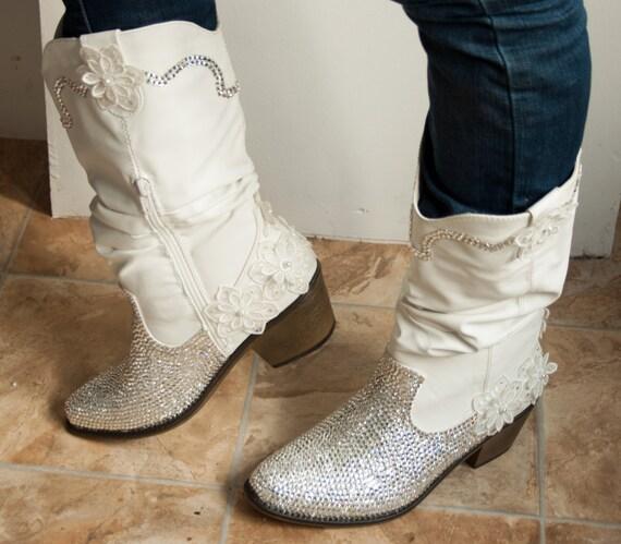 Cowboy Wedding Boots Western Wedding Boots Country Wedding