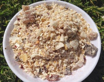 Breakfast for Champs! **Hermit Crab Food** The Perfect Everyday Meal!