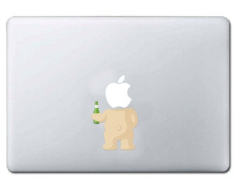 Ted Apple decal