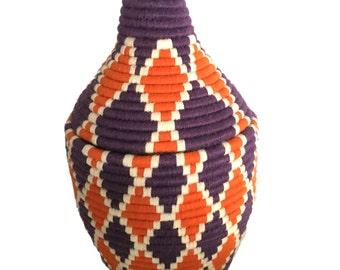 GIUSEPPE woven basket