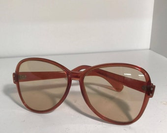 1970s Authentic Vintage Sunglasses made in Italy