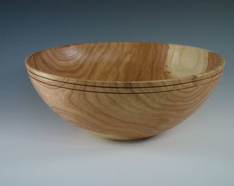 Salad Bowl, Kentucky Coffeetree Bowl, Home Decor, Wedding Gift, Kitchen and Gourmet, Fruit Bowl,  Gordon Fowler