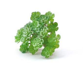 Artificial Succulent,Faux succulents,Faux Echeveria,flower crown materials,boutonniere materials,plastic succulent,Faux greenery