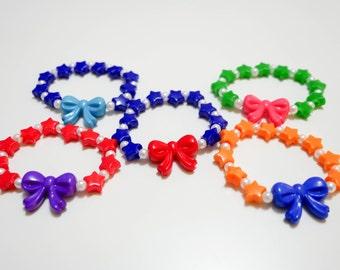 Sailor Senshi Bracelets features Sailor Moon and the Inner Sailor Scouts – So kawaii anime decora fairy kei Lolita