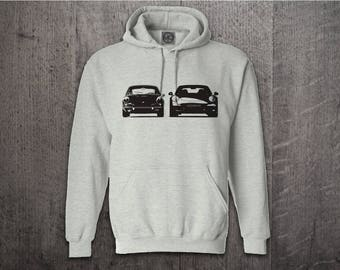 Porsche 911 hoodie, Cars hoodies, Porsche hoodies, car hoodie, Graphic hoodies, funny hoodies, Cars t shirts, Classic vs new, Porsche shirts