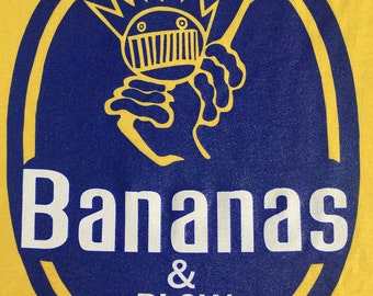 Ween Shirt-Bananas and Blow Boognish-Sizes S M L XL 2XL